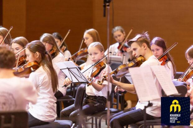 В Харькове Детский симфонический оркестр KharkivMusicFest сыграет шедевры классики