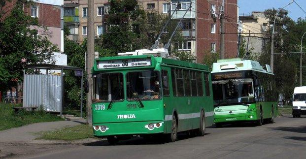 Троллейбусы №3 и 36 временно меняют маршруты движения