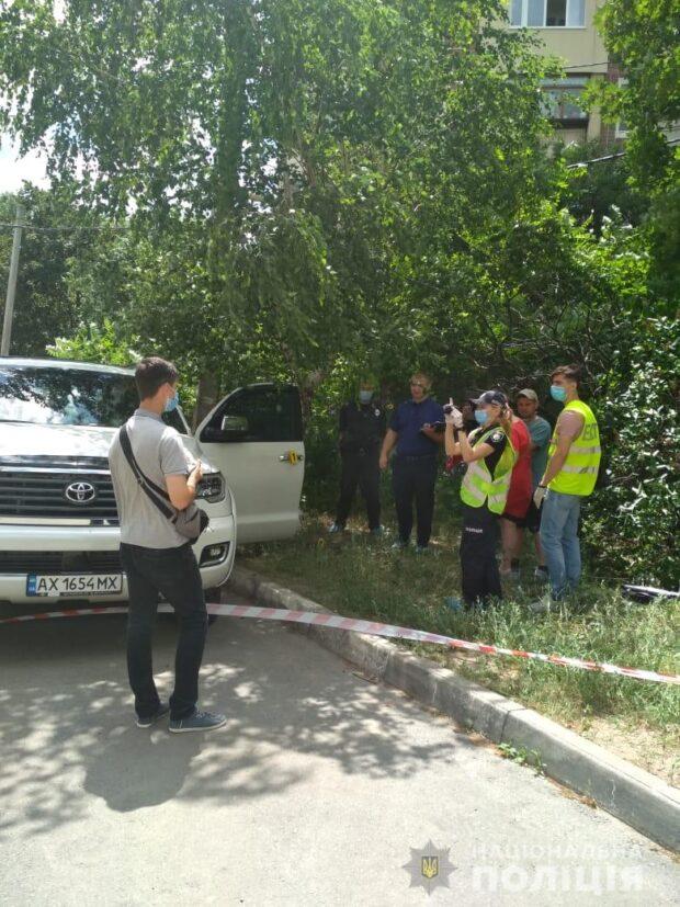 Стрельба на Салтовке: полиция открыла уголовное дело