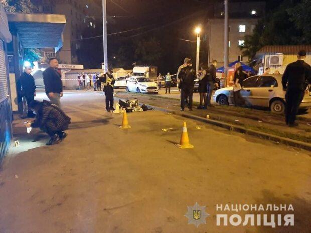 Взрыв гранаты в результате конфликта в Харькове: в полиции рассказали модель гранати и количество пострадавших