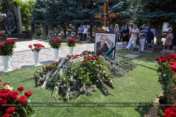 В Харькове в день рождения Кернеса почтили его память