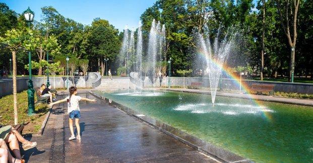 Завтра в Харькове - до 33 градусов тепла