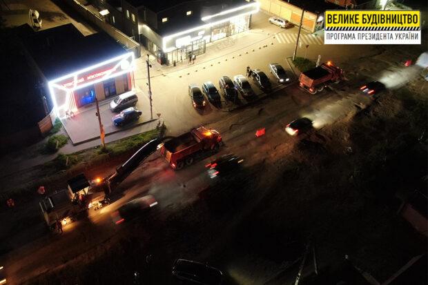 Стартовал ремонт дороги в Безлюдовке