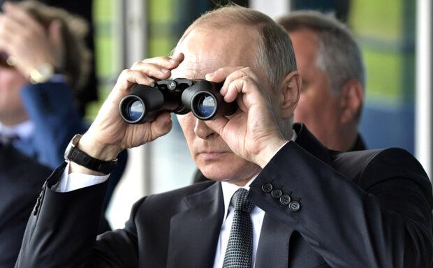Путин посчитал, сколько времени к РФ от Харькова будет лететь ракета, если Украина станет членом НАТО