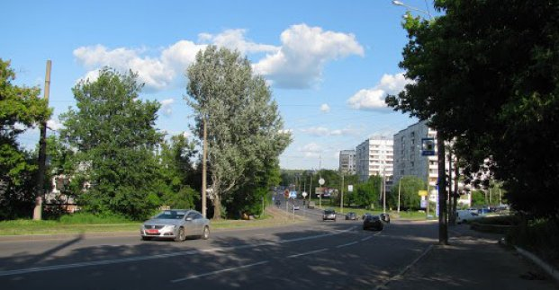 Улицу Веснина расширят и сделают там реверсивное движение