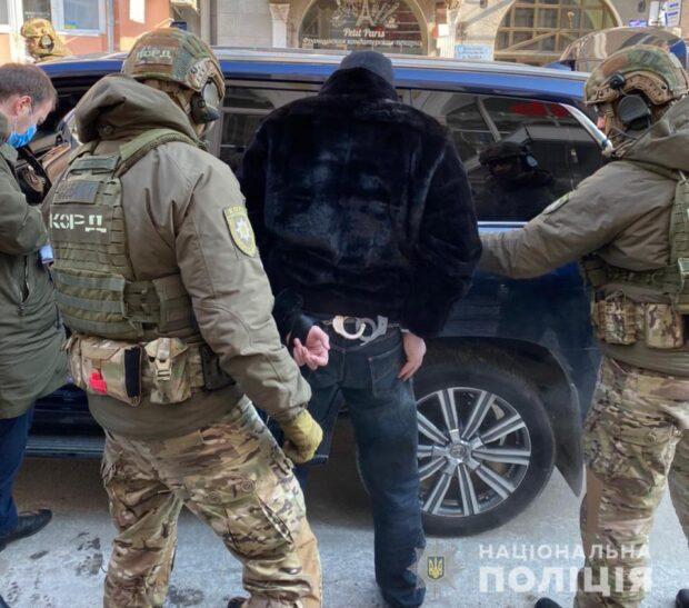 В Харькове будут судить банду вымогателей