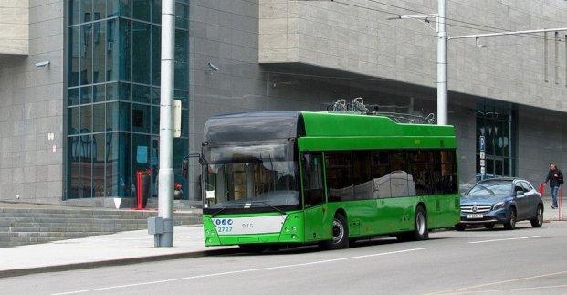 В Харькове продлят троллейбусный маршрут из Пятихаток