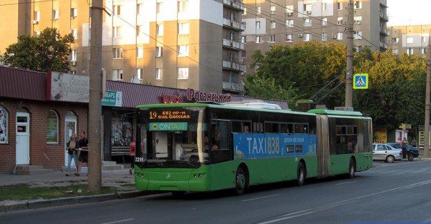 Троллейбусы №19 и 35 временно изменят маршрут движения