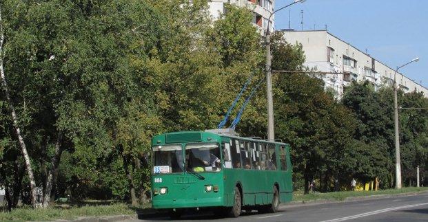 Троллейбусы №31 и 35 временно изменят маршрут движения
