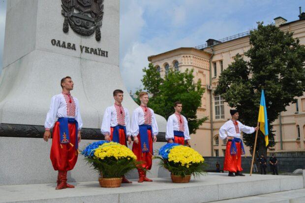 На Харьковщине отмечают 25-ю годовщину принятия Конституции Украины