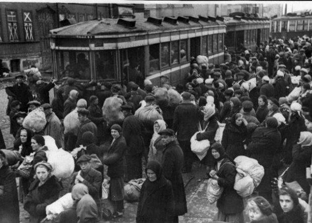 Эвакуация харьковчан