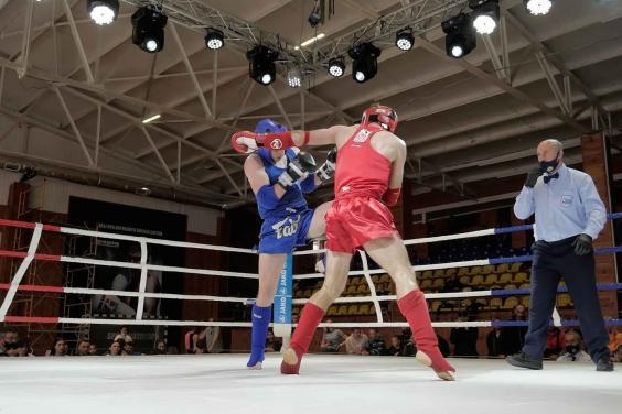 Харьковчане завоевали 5 медалей чемпионата Украины по таиландскому боксу