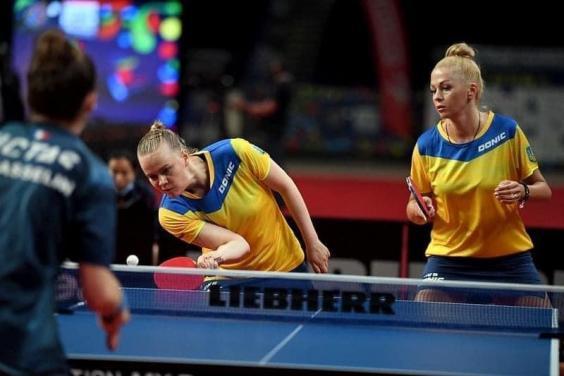 Харьковские теннисистки стали бронзовыми призерами чемпионата Европы