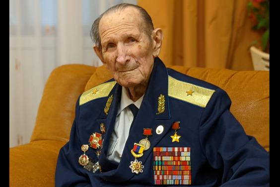 В Харькове умер Герой Советского Союза Михаил Карпеев