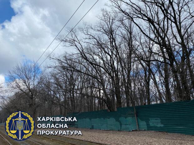 В Харькове суд вернул городу земельный участок, который должны были застроить