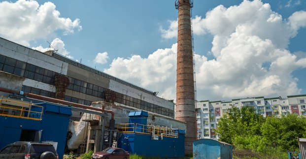 Котельную завода «Хартрон» запустят к концу августа