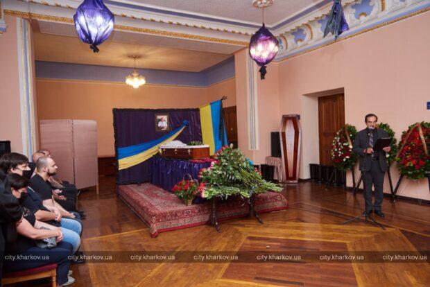 В Харькове простились с Владимиром Тягло
