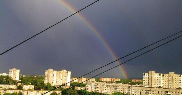 Завтра в Харькове - до 27 градусов тепла и дождь