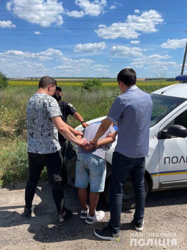 Полиция Харькова задержала мужчину, который изнасиловал пенсионерку
