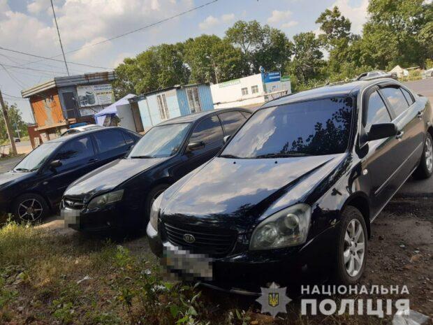 В Харьковской области мужчина угнал у собственной матери автомобиль