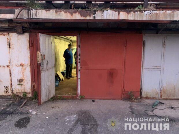 В Харькове мужчина обустроил нарколабораторию в гараже