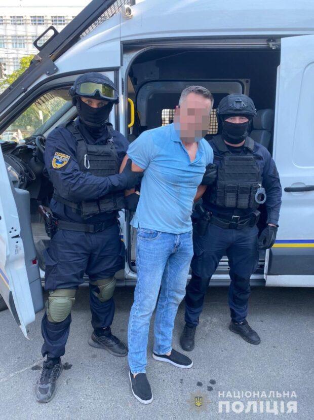 В Киеве задержали гражданина Турции который сбежал из-под стражи в харьковском суде