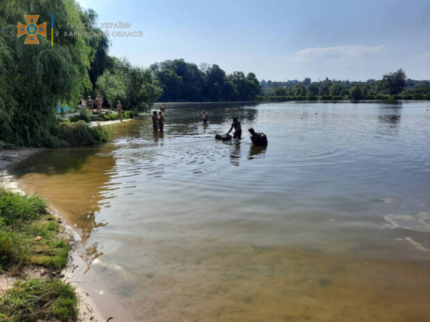 В Харькове на озере утонул 16-летний парень
