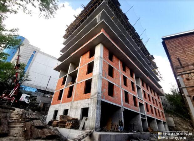 Горсовет разрешил скандальному застройщику строить многоэтажки в центре Харькова - ХАЦ