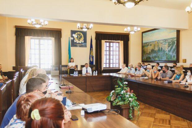 Кагановская вынесла на согласование кандидатуры проректоров ХНУ имени Каразина