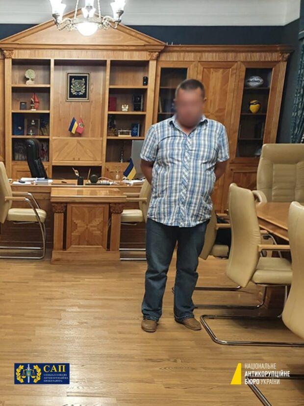 Заместителя председателя Харьковского облсовета взяли под стражу с правом на залог