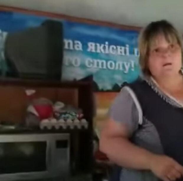 В Харькове продавщицу, которая отказалась обслуживать на украинском языке уволили