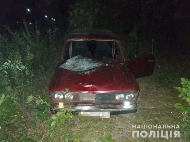 Под Харьковом пьяный мужчина сбил двоих детей и скрылся с места аварии