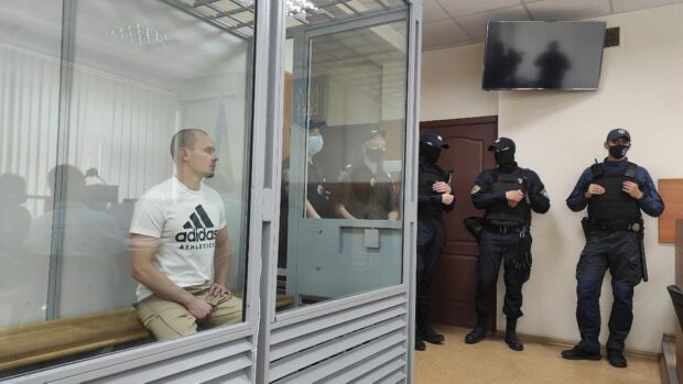 Олег Ширяев оставили в СИЗО на два месяца