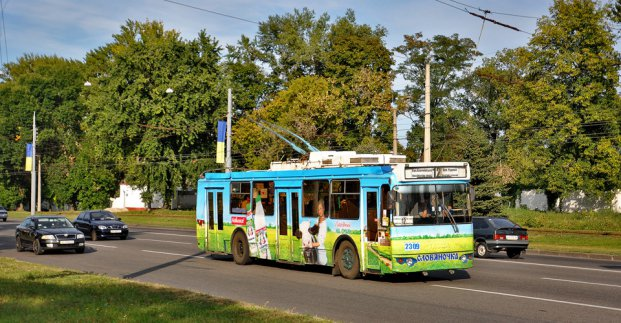 Троллейбус №12 временно изменит маршрут движения