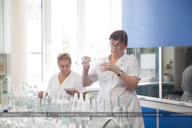 В Харькове качество воды соответствует всем санитарным нормам - «Харьковводоканал»