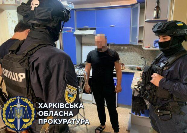 В Харьковской области задержали пятерых человек, которые представлялись сотрудниками банка и обманывали людей