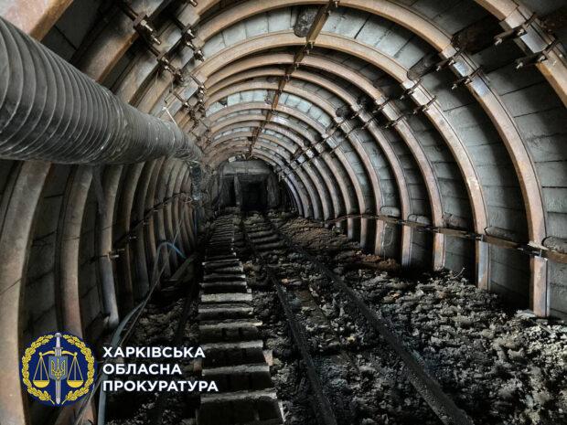 В Харьковской области незаконно добывали уголь