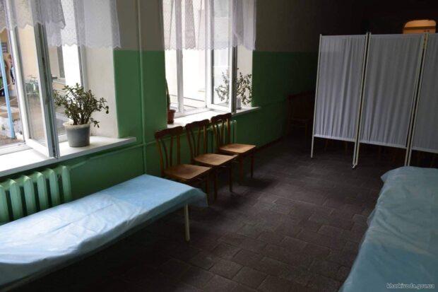 В Краснограде заработал центр массовой вакцинации против COVID-19