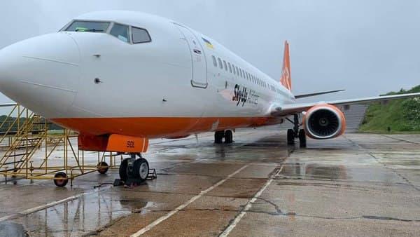 Рейс из Батуми в Харьков задерживается более чем на 12 часов