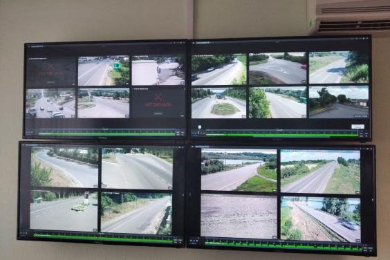 Департамент гражданской защиты ХОГА в онлайн-режиме будет отслеживать ситуацию на дорогах области