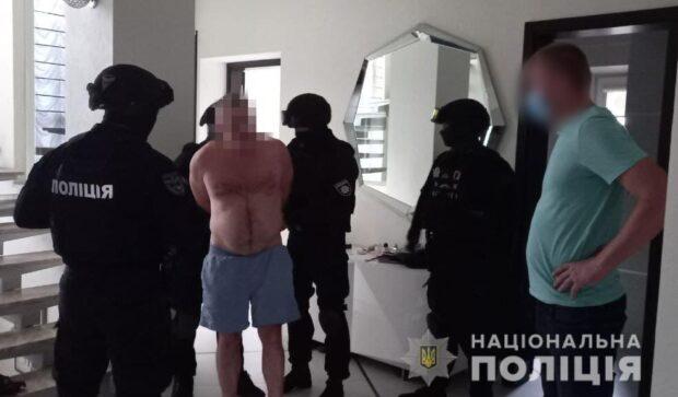 В Харькове задержали мужчину, который находился в международном розыске за организацию заказного убийства