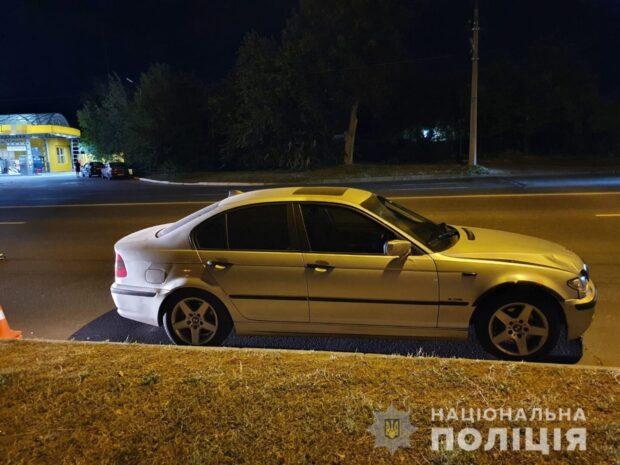 В Харькове сбили мужчину, которые переходил дорогу в неположенном месте