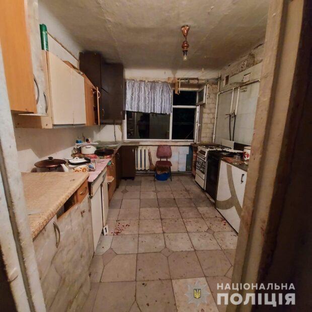 В поселке под Харьковом мужчина до смерти избил свою жену