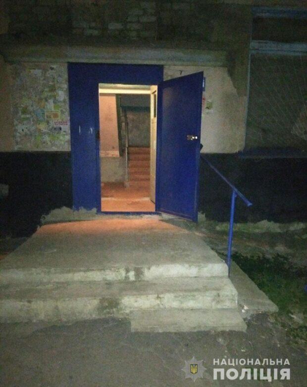 На Харьковщине трое несовершеннолетних совершили разбойное нападение