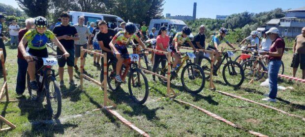 Харьковские велогонщики завоевали 11 медалей серии чемпионатов Украины в Черновцах