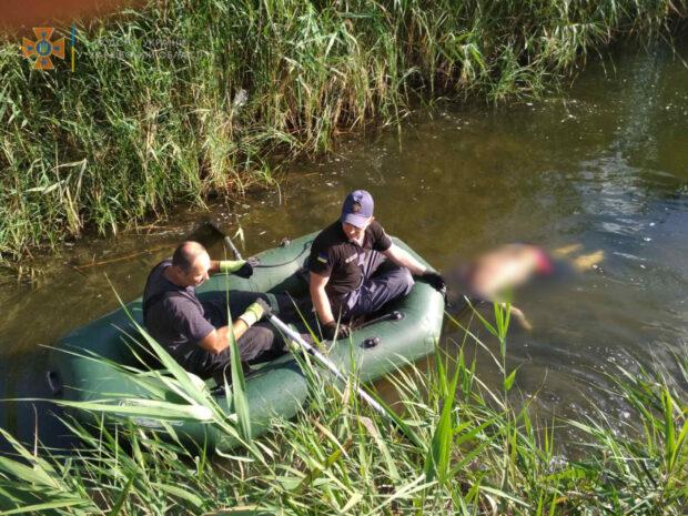 В Харьковской области на водохранилище утонул мужчина