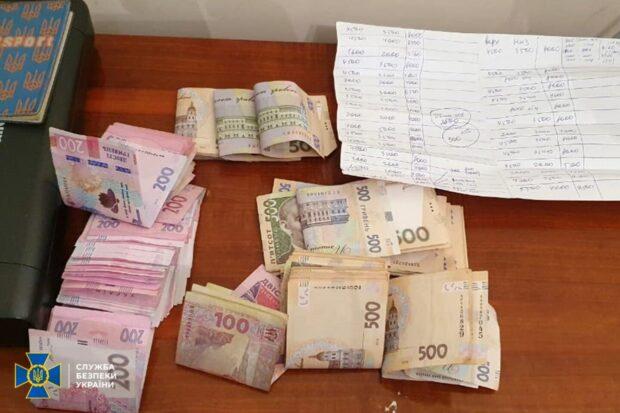 СБУ опубликовала разговоры обвиняемых в рэкете