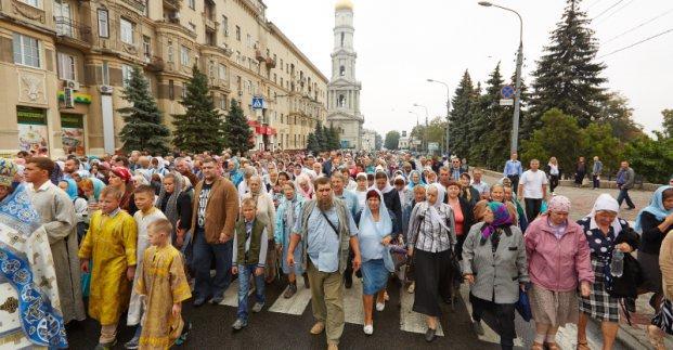 В субботу в центре Харькова перекроют некоторые улицы