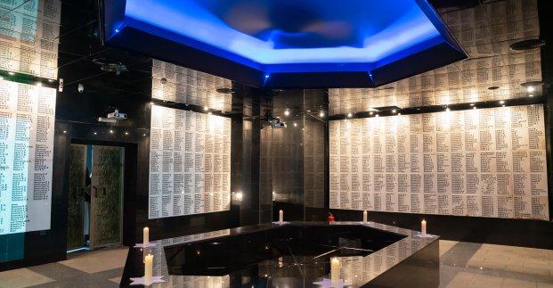 В Дробицком яру появится интерактивный музей жертв Холокоста
