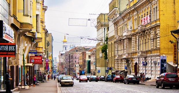 На День города улица Сумская станет пешеходной